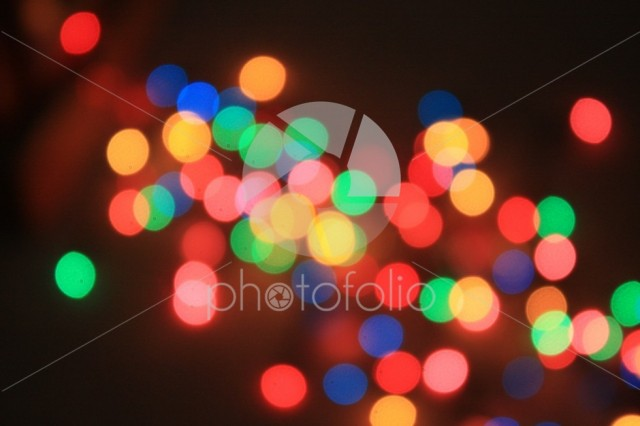 Christmas Bokeh, UK