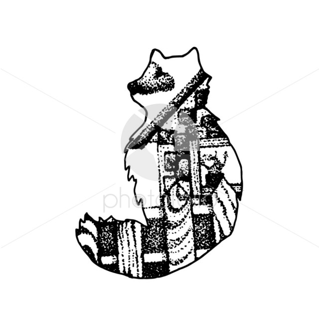 House in a shape of a cat