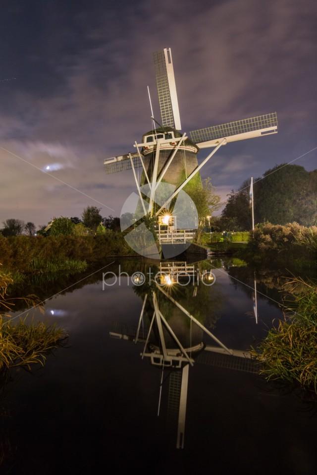 "The windmill ""Riekermolen"""