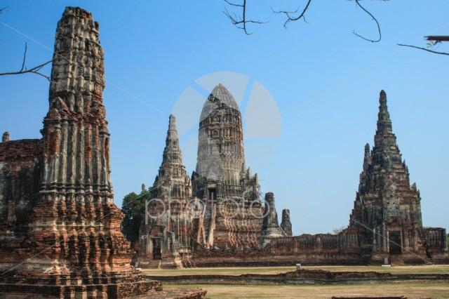 Monuments of Ayutthaya, Thailand