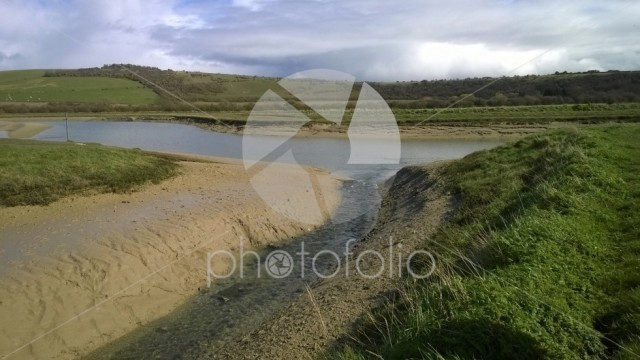 River Adur and stream