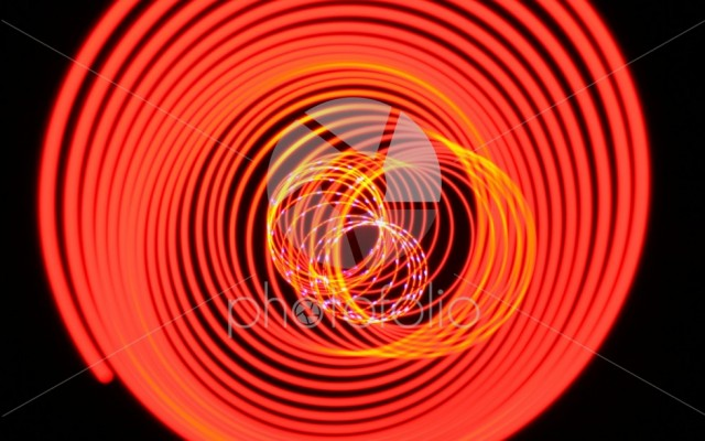Red light circle