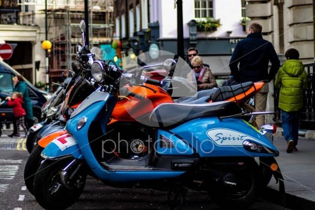 Motor Bikes of London