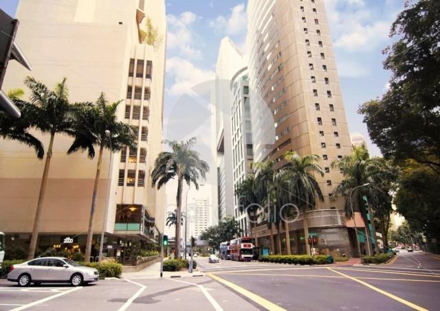 Street at Singapore