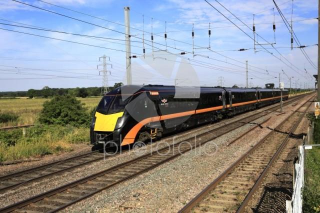 180 Zephyr class, Grand Central Trains, East Coast Main Line