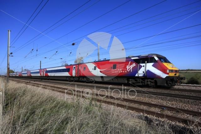 LNER train 82005, London and North Eastern Railway, East Coast