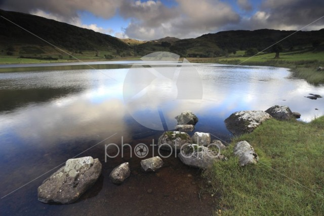 Watendlath Tarn, Lake District National Park, Cumbria County