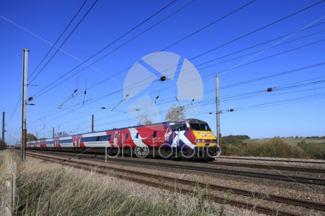 LNER train, London and North Eastern Railway, East Coast