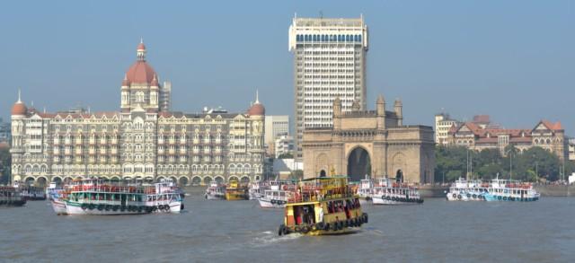 Beautiful places in Mumbai