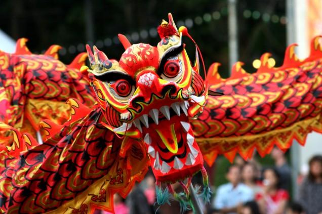 Chinese New Year Photos