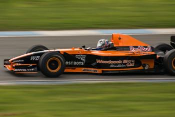 F1 At Speed