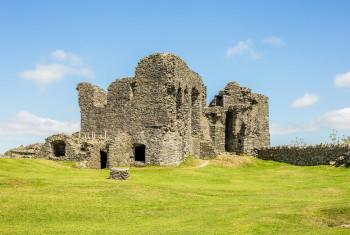 Kendal Castle Ruins