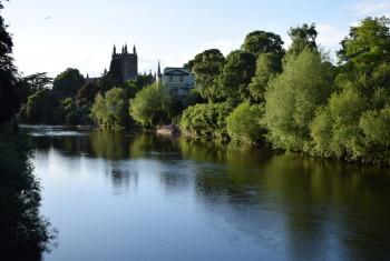 River Wye – Hereford