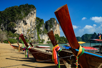 Thailand, Relax