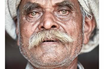 Gujarat portrait