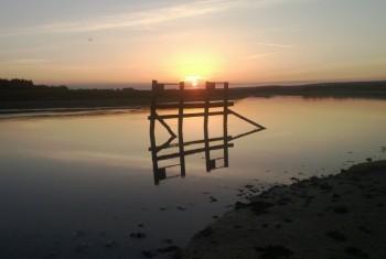 River Arun Sunset June 2013
