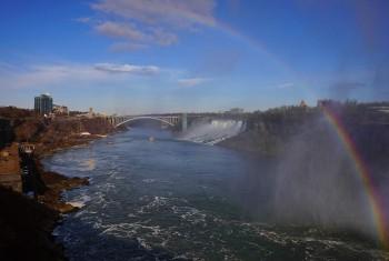 Niagara Rainbow.