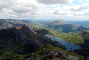 Mt. Snowdon Summit