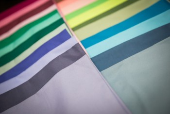 Fabric Sample Colours for Personal Shoppers and Designers